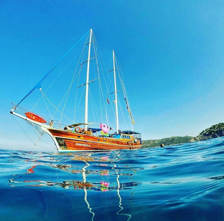 Croisière Méditerranée et Balade en Lycie